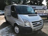 Ford Transit 2.2TDCi Duratorq ( 110PS ) 280S ( Low Roof ) 2007.5M 280 SWB LX