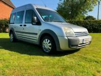 Ford Tourneo Connect Wav Wheelchair Accessible Vehicle Will Carry 2 Wheelchairs.