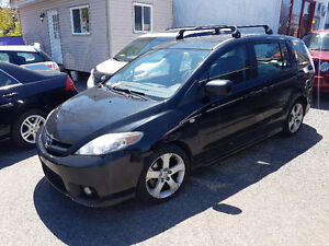 """2007 Mazda 5 """"safety and e-test"""""""