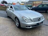 2007 Mercedes-Benz CLS 3.0 CLS320 CDI 7G-Tronic 4dr Coupe Diesel Automatic