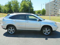 2007 (07) Lexus RX 400h 3.3 ( Navigator ) CVT SE 1 Owner From New+Only 66k FSH