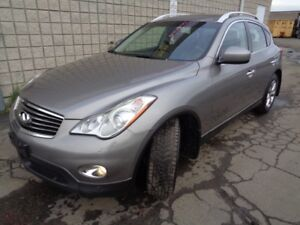 2008 Infiniti EX35 AWD !!!!! LEATHER !!!!! SUNROOF !!!!!$7979!!!