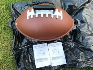 Football Barbecue