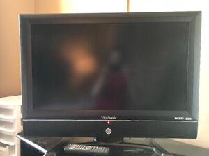 """32"""" viewsonic tv"""