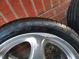 Goodyear 245 40 18 tyre
