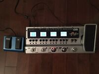 Zoom G5 amo and effect simulator with extrs pedal