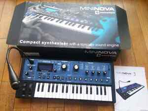 Mininova synthesizer 10/10