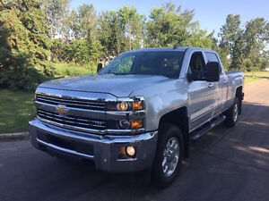 2015 Chevrolet Silverado 2500HD LTZ Leather Sunroof Navgation