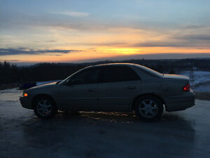 2001 Buick Regal Fully Loaded Sedan