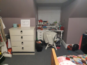 1 bedroom in a 4 bedroom, 2 bath apartment available for sublet