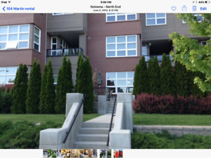 Kelowna downtown Condo for rent