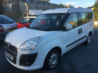 2012 Fiat Doblo 1.6 16v MultiJet ( 105bhp ) ( s/s ) 1590cc MY MyLife