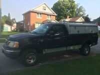 2000 Ford F150 XL 4x4 As Is