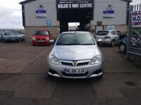 Vauxhall/Opel Tigra CONVERTIBLE AUTO TRIPTRONIC