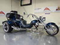 Boom Low Rider Muscle 1600cc Trike 2013