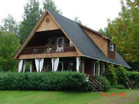 YEAR ROUND VACATION HOME - WASHEDEMOAK LAKE