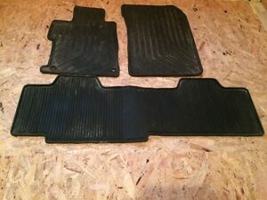 OEM rubber mats for Civic 2012-2015