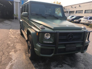 2014 Mercedes-Benz G-Class G63 AMG SUV, Crossover