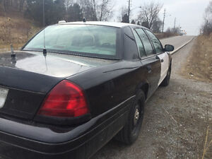 OPP Police Crown Vic
