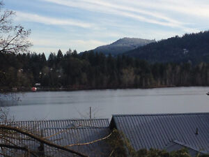 Stunning 4 Bed Shawnigan Lake View Home Available February 1st