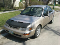 1996 Toyota Corolla DX Sedan NEW SAFETY & CLEAN TITLE