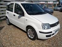 2011 Fiat Panda 1.2 MyLife Low Miles Low Ins £30 RFL Aircon White Immaculate Con