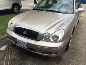 2005 Hyundai Sonata $1800  130KS