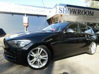 2011 BMW 1 Series 2.0 120d Sport 5dr Hatchback Diesel Manual