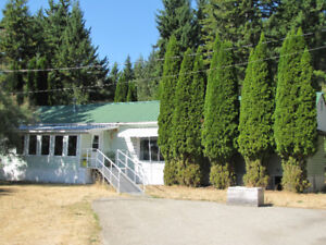 8.8 acres, big heated shop, 3 Bd 2 Bath, Private, Great view