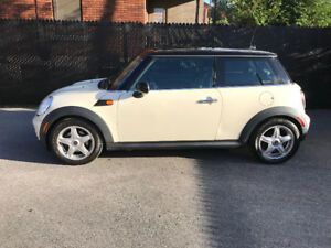 2008 Mini Cooper AUTOMATIC / TIPTRONIC