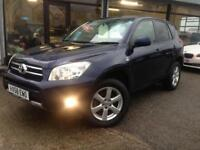 2008(58) Toyota RAV4 2.2 D-4D (134bhp) XT-R *2 Keys, 6 Speed, Up To 50 MPG, FSH*