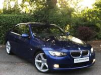 2006 Blue BMW 335D 3.0 Coupe E92 Auto Diesel SE 2 Door