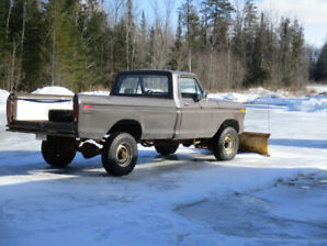 1979 Ford F-150 pick up truck