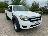 2009 Ford Ranger 2.5 TDCi XL Double Cab Pickup 4x4 4dr Pickup Diesel Manual