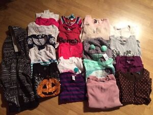 Girls Fall/Winter Clothing. Size 14-16.