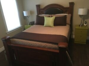 For Sale: Queen Sized Ashley Furniture Bedroom Set