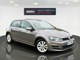 2013 Volkswagen Golf 2.0 SE TDI BLUEMOTION TECHNOLOGY 5d 148 BHP Hatchback Diese