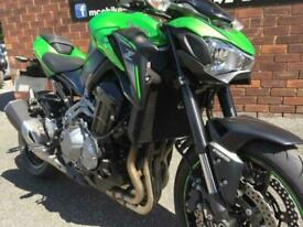 Kawasaki Z900 2019 and 1280 miles only