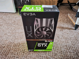 Nvidia EVGA GeForce GTX 1660 Ti XC Gaming 6GB Graphics Card