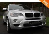 2010 10 BMW X5 3.0 XDRIVE30D M SPORT 5D AUTO 232 BHP DIESEL