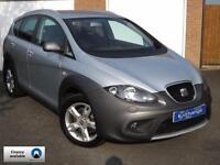 2008 (08) Seat Altea 2.0TDi Freetrack 4 x 4 MPV // Rare Car //