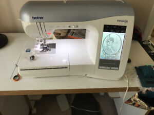 Innov-is 1500D Brother embroidery,Sewing machine