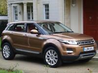 Land Rover Range Rover Evoque 2.2 SD4 Prestige LUX Hatchback AWD 5dr