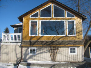 3bdr Cottage Rental Sturgeon Lake March Break Available as well