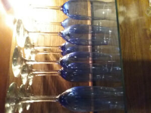 Set of 12 Champagne Flutes