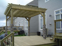 HOME-TECH FENCE AND DECK