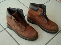 Hiking or hunting boots for men