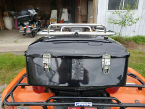 Motorcycle Top Trunk