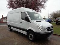 MERCEDES-BENZ SPRINTER 2.1 TD | 311-CDi | MWB - HIGH ROOF | 1 OWNER | 2008