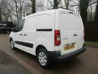 2011 Citroen Berlingo Panel Van Diesel Manual
